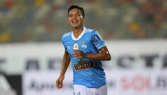 Martín Távara fue llamado a la Selección Peruana de cara a las Eliminatorias. (Foto: Twitter)