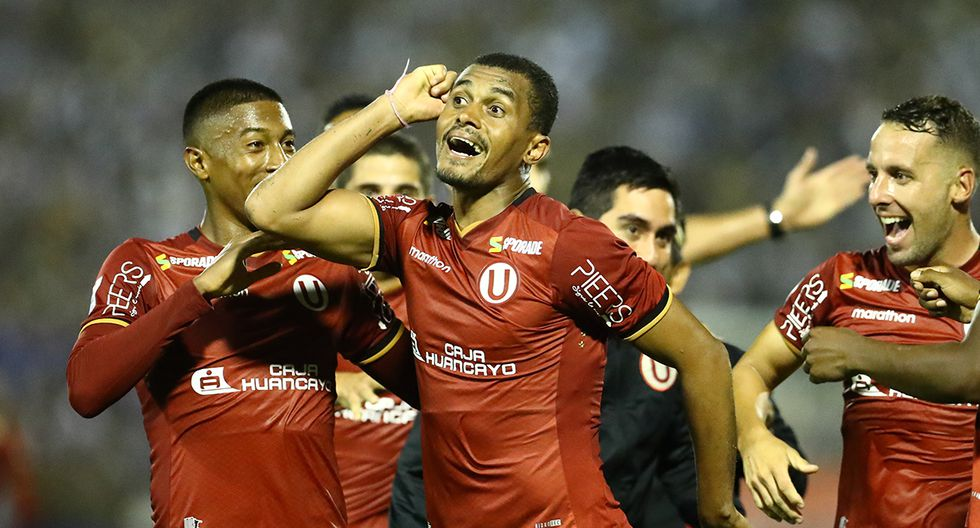 Nelinho Quina es titular en Universitario de Deportes. (Foto: Archivo GEC)