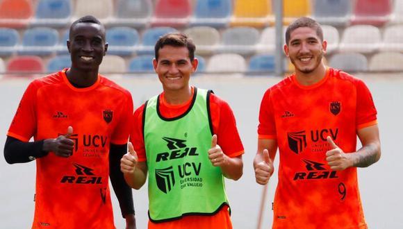 César Vallejo presentó a su plantel 2021 (Foto: prensa UCV)