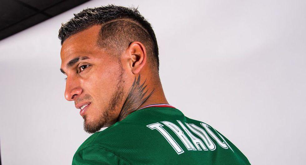 Miguel Trauco firmó contrato por las próximas tres temporadas con el club francés. (Foto: ASSE)