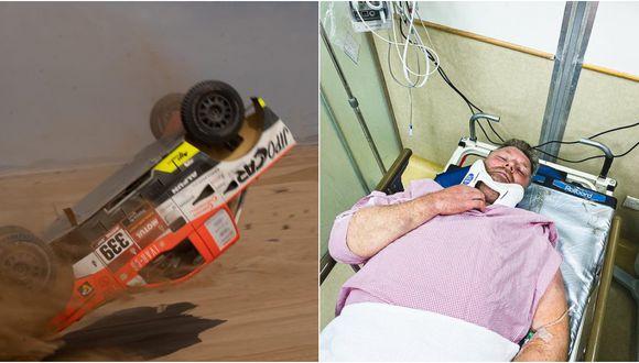 El checo Martin Kolomy se preparaba para su décimo Rally Dakar. (Foto: Twitter)