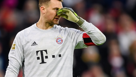 Manuel Neuer lleva nueve temporadas en el Bayern Munich. (Foto: Getty Images)