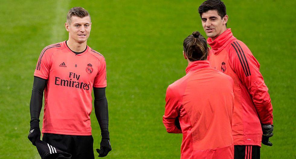 Real Madrid recupera a parte importante de su plantilla para duelo contra Mallorca. (Getty)