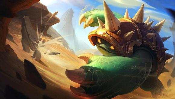 League of Legends: Rammus obtiene un nueva habilidad definitiva en un próximo parche. (Foto: Riot Games)