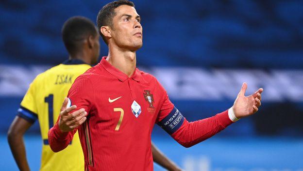 Cristiano Ronaldo vuelve al estadio donde Portugal ganó la Eurocopa. (Foto: AFP)