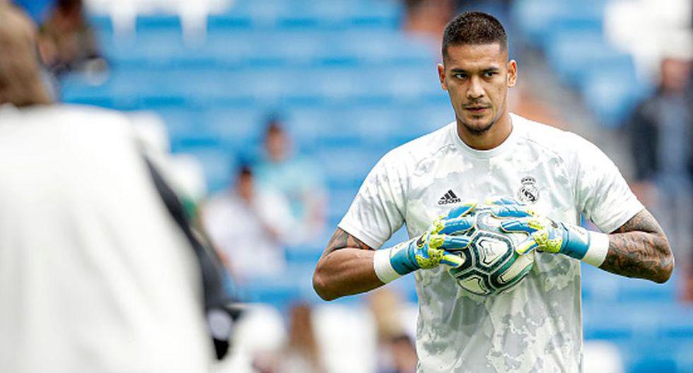 Alphonse Areola llegó al Real Madrid como parte del 'truque' de Keylor Navas al PSG. (Getty Images)