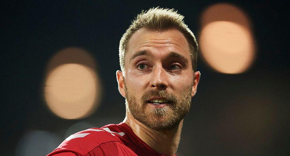 Eriksen termina contrato con Tottenham en junio del 2020. (Getty)