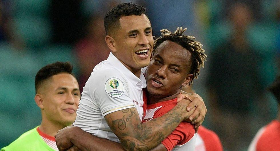 La Selección Peruana quiere repetir el festejo ante Chile. (AFP/AP)