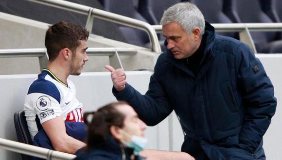 Jose Mourinho también fue entrenador de Real Madrid e Inter de Milán. (Foto: Reuters)