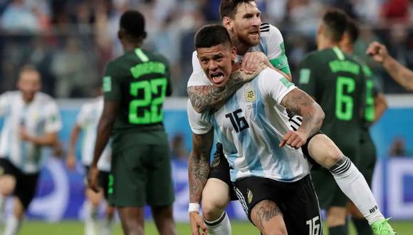 Jorge Sampaoli dirigió a Argentina en el Mundial de 2018. (Internet)