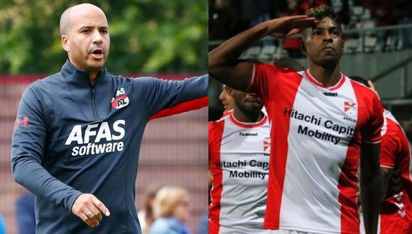 Pascal Jansen se pronunció sobre la posibilidad de que Miguel Araujo llegue al AZ Alkmaar. (Fotos: Agencias)