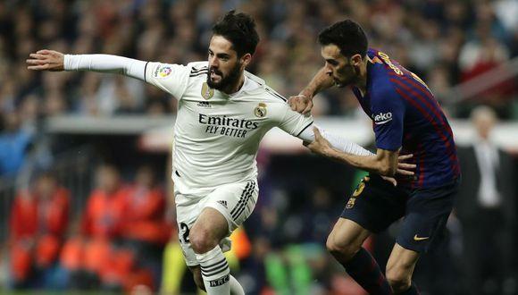Isco jugó en el Málaga antes de llegar al Real Madrid en el 2013. (AFP)