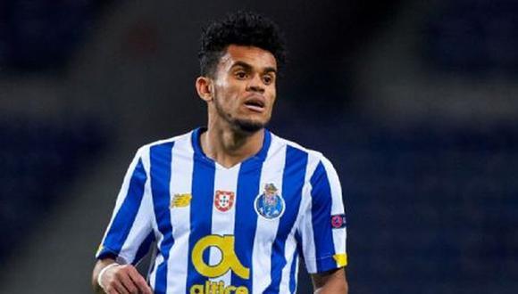 Luis Díaz es jugador de Everton desde la temporada 2019. (Foto: AFP)