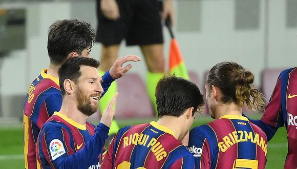 ¿Cómo ver Barcelona vs PSG en vivo?  El partido de hoy se juega en el Camp Nou y aquí te dejamos los canales de televisión y enlaces de streaming para ver fútbol en directo.  (Foto: AFP)