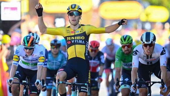 Culminó la Etapa 9 del Tour de Francia. (Foto: Tour de Francia)