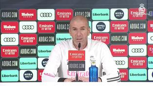 """Zinedine Zidane reconoció que están sufriendo """"una situación complicada"""" en Real Madrid"""