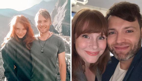 Bryce Dallas Howard compartió tierno recuerdo de Machu Picchu por aniversario de la primera cita que tuvo con su esposo Seth Gabel. (Foto: Instagram / @brycedhoward).