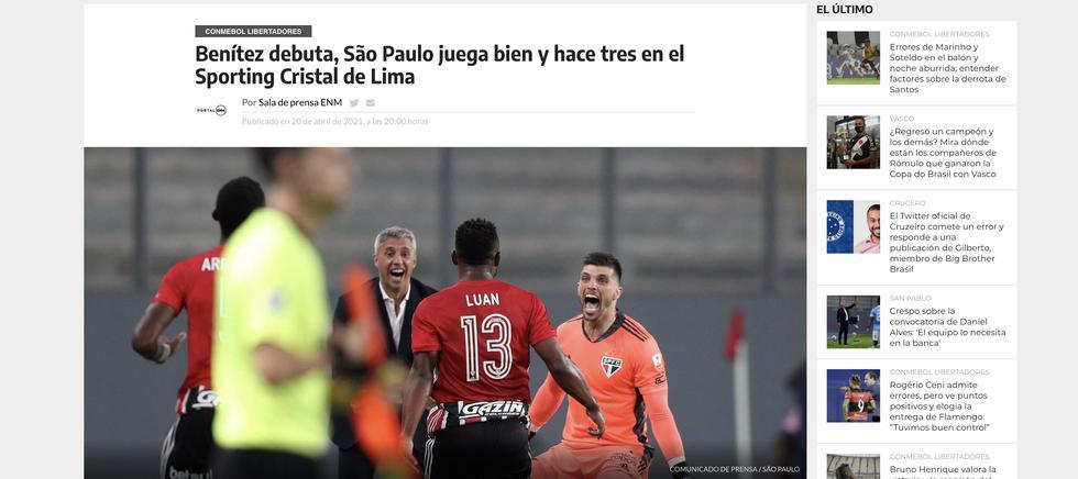 Esporte News Mundo