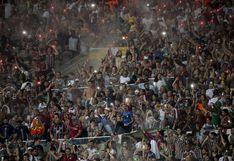 Son el segundo estado más infectado de Brasil pero...: las personas regresarán a los estadios en Río de Janeiro