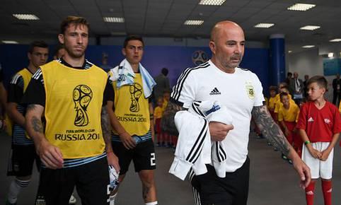 Sampaoli no tiene trabajo tras su paso por la Selección Argentina. (Foto: Getty)