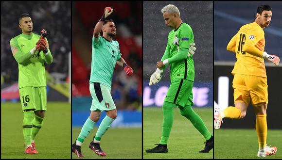 PSG tiene a nueve porteros inscritos con ficha de primer equipo. (Foto: Ok Diario)