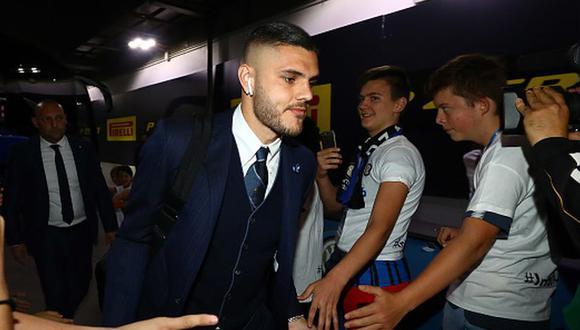 Icardi ha rechazo varias ofertas porque su objetivo es llegar a Turín y hacer dupla con Cristiano Ronaldo. (Getty)
