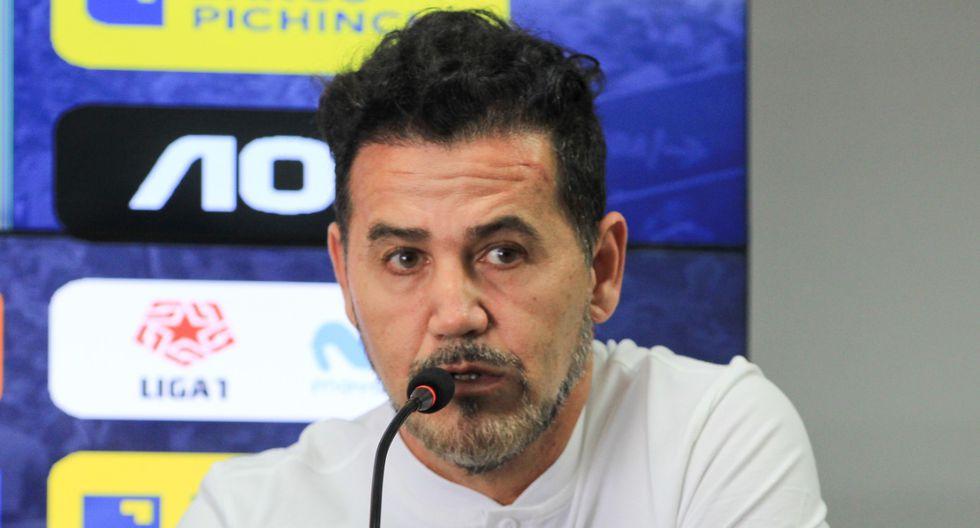 Daniel Ahmed colaborará con el trabajo de Mario Salas. (GEC)