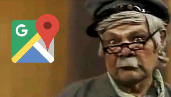 ¿Dónde queda 'Tangamandapio', el pueblo natal de Jaimito el cartero? Google Maps te lo muestra en todo su esplendor. (Foto: Televisa)