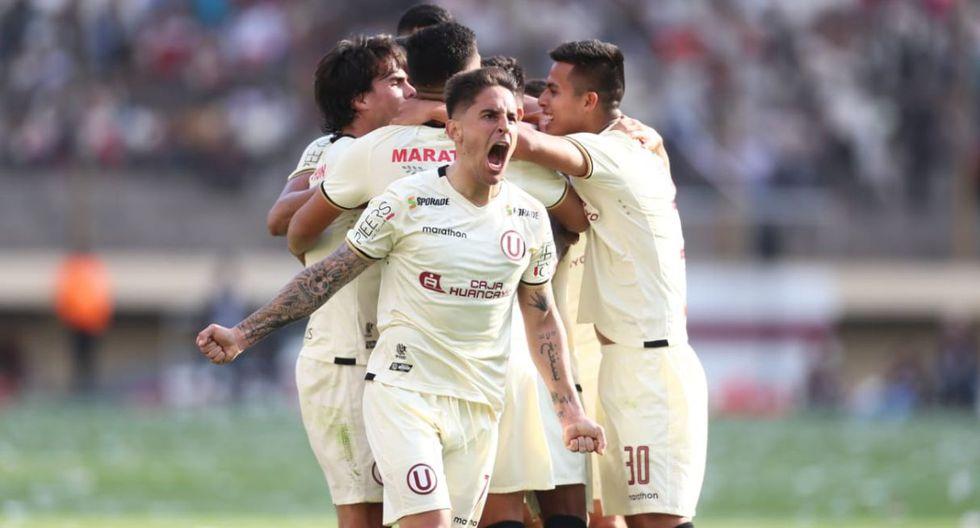 Universitario vs. Alianza Lima por el Torneo Clausura de la Liga 1. (Foto: Giancarlo Ávila / GEC)