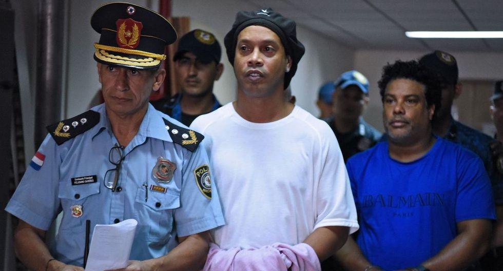 Ronaldinho ganó un Balón de Oro en su carrera. (Foto: Difusión)