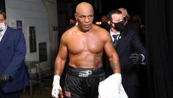 Mike Tyson reveló cuál fue la peor 'droga' que consumió en su vida. (Difusión)