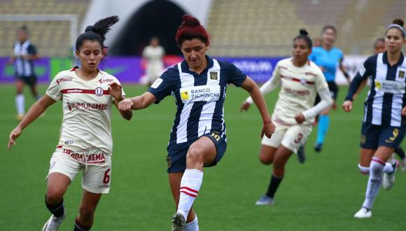 Universitario y Alianza Lima definirán al campeón del fútbol femenino. (Foto: FPF)