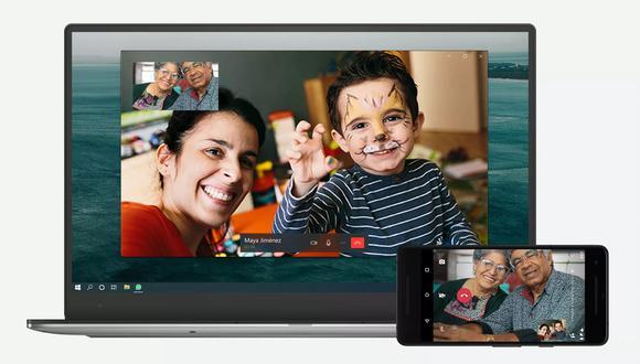 Ya puedes hacer videollamadas y llamadas desde WhatsApp Web. Conoce cómo activarlos. (Foto: WhatsApp)