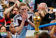 'Bombazo' mundial: André Schürrle decidió retirarse del fútbol con solo 29 años