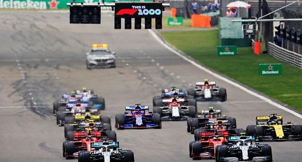 La F1 toma precauciones: Gran Premio de China fue aplazado por epidemia del coronavirus