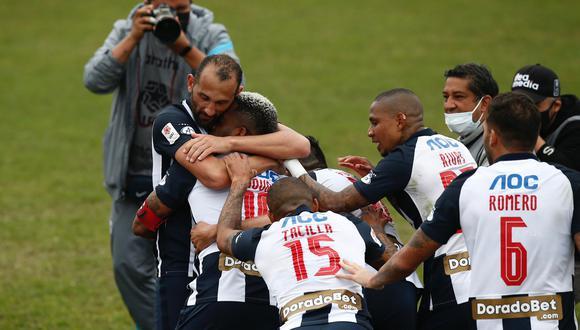 Alianza Lima registra 24 puntos en la Fase 2 (Foto: Fernando Sangama/GEC)