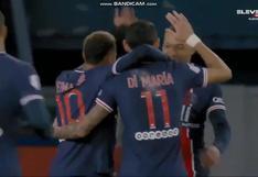 Al mejor estilo del PSG: Neymar, Icardi y Mbappé anotan tres goles en 3 minutos para el 4-0 ante Montepellier [VIDEO]