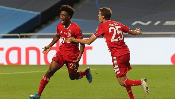 Bayern Munich vs. PSG se enfrentaron en la final de la Champions League. (Foto: AFP)