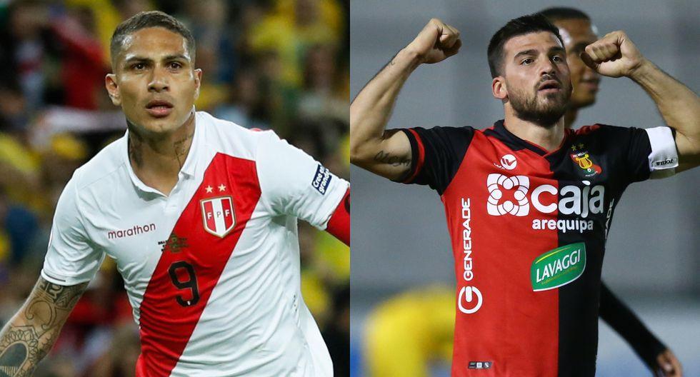 Melgar se propuso como rival de la Selección Peruana. (Foto: GEC)