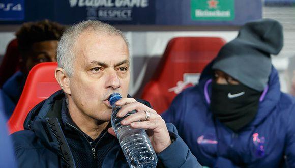 José Mourinho actualmente entrena al Tottenham inglés de la Premier League. (Foto: Getty Images)