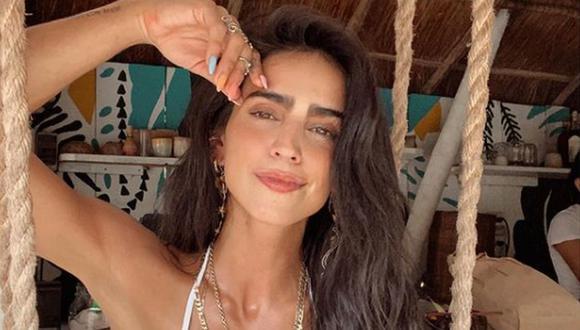 La actriz desató su furia contra el nutricionista luego de que asegurara que su proteína vegana es engañosa. (Foto: Bárbara de Regil / Instagram)