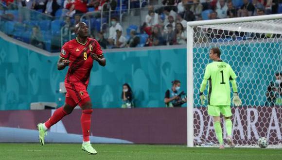 Bélgica venció por 3-0 a Rusia por el Grupo B de la Eurocopa 2021. (Foto: UEFA)