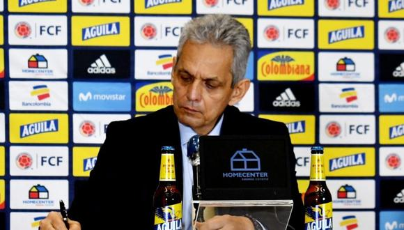 Reinaldo Rueda inició su primer microciclo al mando de la Selección de Colombia. (Foto: Agencias)