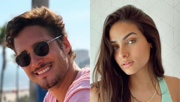 Diego Boneta y Renata Notni son captados juntos nuevamente, pero niegan relación sentimental. ( Foto: @diego/@rennotni)