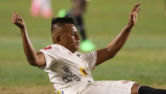 Universitario de Deportes se fue la descanso con la victoria parcial por 2-0. (USI)