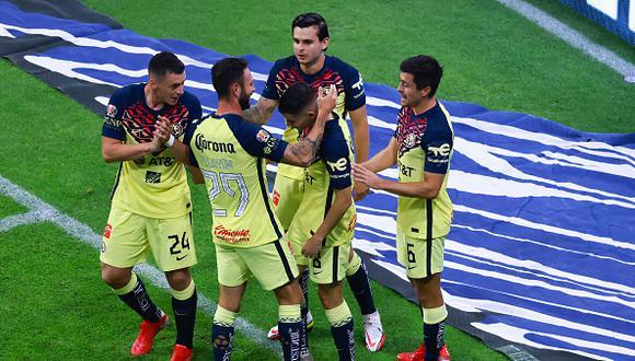 América vs. Mazatlán se vieron las caras este sábado por la jornada 8 de la Liga MX 2021 (Foto: Getty Images).