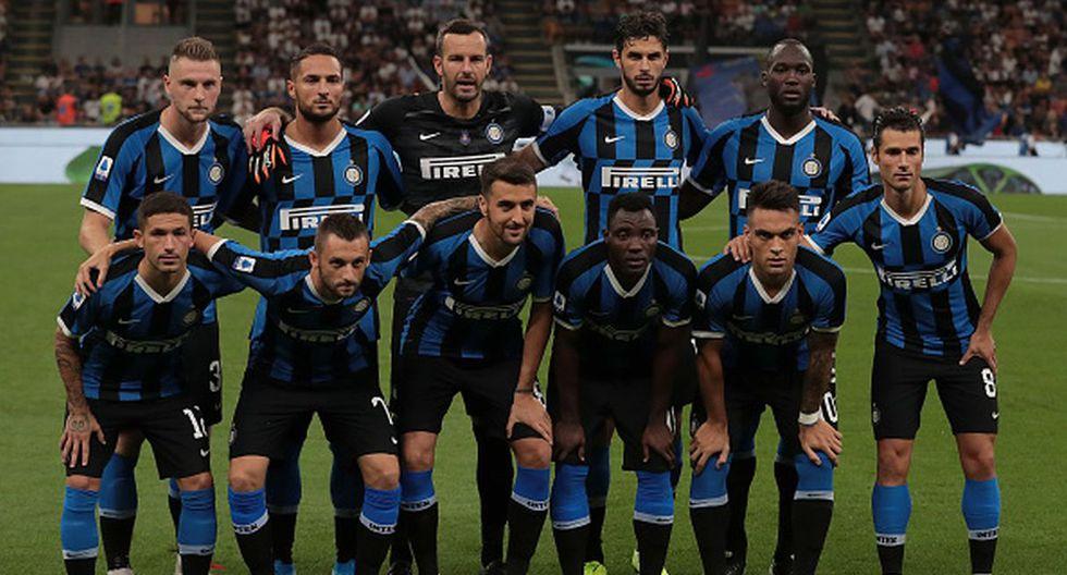 11 | Club: Inter de Milán | Deuda: 320 millones de euros. (Getty)