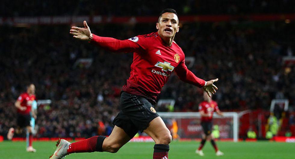 El futuro de Alexis Sánchez está ligado al Manchester United. (Foto: Getty IMages)