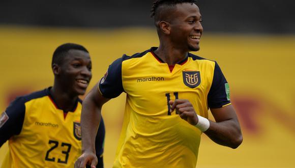Colombia cayó goleado ante Ecuador por fecha 4 de Eliminatorias Qatar 2020. (Difusión)
