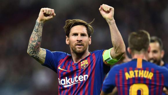 Lionel Messi tiene contrato con el Barcelona hasta mediados de 2021. (Foto: Getty Images)
